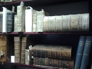 rare books at rolfing library