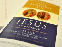 Jesus of Nazareth: Holy Week book cover