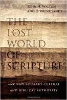 Lost World of Scripture